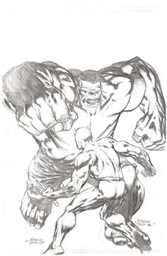 Hulk vs Daredevil by David Finch Comic Art Marvel Comics Art, Hulk Marvel, Fun Comics, Hulk Artwork, Cool Artwork, Comic Books Art, Comic Art, David Finch, Character Design Inspiration