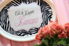 Chá de Lingerie da Luciana | Noivinhas de Luxo