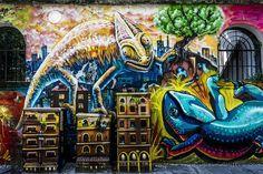 Street Art in Milan