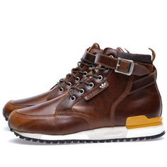 Buy the Adidas x KZK ZX Riding Boots in Mustang Brown from leading mens fashion retailer END. - only Fast shipping on all latest Adidas x KZK productsAdidas x KZK ZX Riding Boots Mustang Brown 5 Men's Shoes, Nike Shoes, Shoe Boots, Shoes Sneakers, Dress Shoes, Shoes Men, Shoes Style, Sneakers Mode, Sneakers Fashion