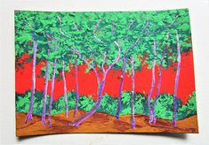 Brightscapes: The Way To Beauty  Twilight Woods #279 https://www.etsy.com/listing/234445492/twilight-woods-279-artist-trading-cards  My work on view at:  Loving Rochester Interview https://www.youtube.com/watch?v=HoKU60lBELc&feature=share  @Bausch Rochester Optics Center http://mikekraus.blogspot.com/2018/01/bausch-lomb-rotating-art-program.html  @Whitman Works Company https://www.facebook.com/LovingRochester/videos/163879897591357/