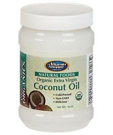 Vitamin Shoppe Organic Extra Virgin Coconut Oil