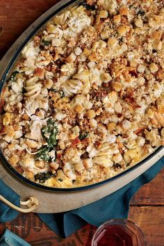 40 Quick Casserole Recipes for Warm Meals on Busy Nights. New Turkey Tetrazzini Quick Casseroles, Turkey Tetrazzini, Pasta Casserole, Casserole Dishes, Warm Food, Mushroom Recipes, Southern Recipes, Dinner Recipes, Fall Recipes