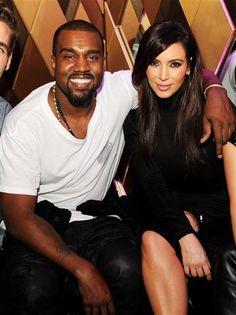 Kim Kardashian and Kanye West are engaged! | Gallery | Wonderwall