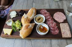 Trou Normand via Food (and Other Things) blog