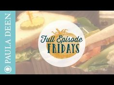Who doesn't like a good sandwich? In this classic episode of Paula's Home Cooking, Paula serves up her best sandwich ideas. First, Paula stops by the bakery ...