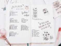 studywithinspo: The evolution of my bullet journal in seven...