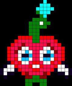 Luvli Moshi Monsters perler bead pattern