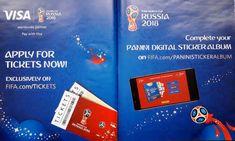 Album figurine mondiali World cup Russia 2018 - Panini FOTO Panini, Fifa, Russia, How To Apply, Album, Stickers, Digital, Card Book, Decals