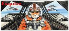 The Art of 'Star Wars': Storyboards from the Original Trilogy