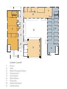 Christian Life Center,plan