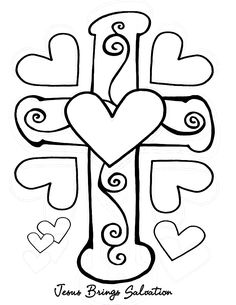 Sunday School Coloring Pages | Here are some fun coloring pages to help small children remember ...
