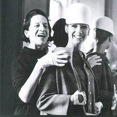 """But don't think you were born too late. Everyone has that illusion. But you aren't. The only problem is if you think too late.""  Diana Vreeland    Diana Vreeland"