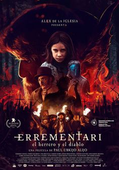 "Echa un vistazo a mi proyecto @Behance: ""'ERREMENTARI' Official movie poster"" https://www.behance.net/gallery/57805369/ERREMENTARI-Official-movie-poster"