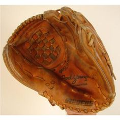 My Brother Allie's Baseball Mitt