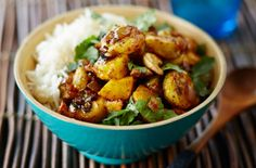 Pumpkin, Banana And Chickpea Curry Recipe - Food.com | Chickpea Curry ...