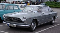 Fiat 2300 coupe abarth