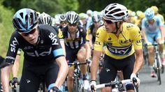 TOUR DE FRANCE 2016 - La formation Sky n'est pas une équipe comme les autres. Et parfois, elle a tendance à outrepasser certaines lois pour confirmer sa supériorité. Comme lors de la 12e étape vers le Mont-Ventoux... Désolé Sky, mais porter le maillot...