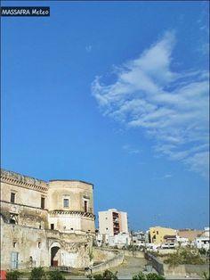 Castello di Massafra, in Puglia. 40°35′00″N 17°07′00″E