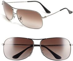#Ray-Ban #Eyewear #Ray-Ban #'Square #Aviator' #56mm #Sunglasses #Silver #Pink #Size Ray-Ban 'Square Aviator' 56mm Sunglasses Silver Pink One Size www.snaproduct.co...