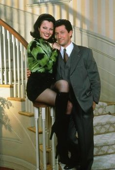 A Favorite Forever!! The nanny & Mr. Sceffield.. Many happy timescwatching w my baby!!