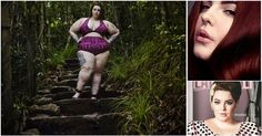 """The World's First #Size22 #Model To Haters: """"Eff Your #BeautyStandards"""""""