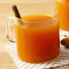Transform turmeric, ginger, and cinnamon into a health elixir with this simple warm drink recipe.