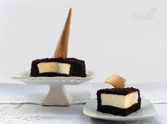 Chocolate, Toffe and Icecream Cake. SWEET 180º   SWEET 180°