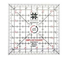 quilting rulers and templates