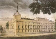 Palacio del Marqués de Alcañices.