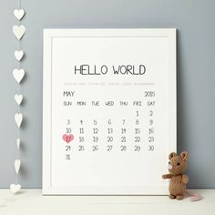 original_personalised-baby-birth-date-print.jpg (900×900)