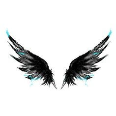 Icarus Ink Wing tattoo by Brandon McCamey, via Behance | Tattoos |... ❤ liked on Polyvore