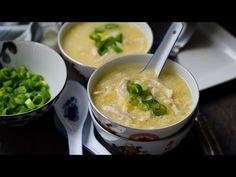 Chicken and Sweetcorn Soup - Lisa's Lemony Kitchen