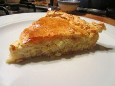 recette de tarte aux panais - tourte médiévale