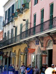French Quarter New Orleans LA