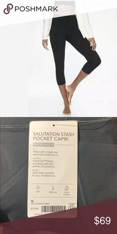 ATHLETA SALUTATION CRUISE JOGGER  ST S T Small Tall BLACK PANTS NEW