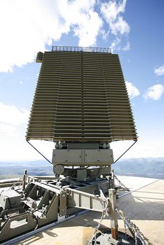 Radar antenna thingy