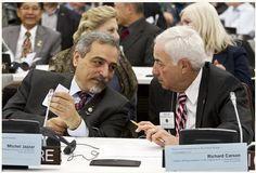At United Nations HQ - 5 November 2011