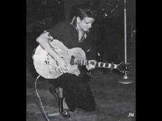 Eddie Cochran - Blue suede shoes -- sings Carl Perkins
