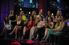 """I don't like to validate Chris Harrison, but last night kind of was the most dramatic """"Women Tell All"""" Bachelor special ever. Or at least the most melodramatic. The bulls—t ran as deep as Ashley I's neckline, and I cannot abide the following: Those shots of the girls getting ready in their dressing rooms at the top of the show. As if they hadn't started getting ready at 7:30 A.M. the day before. Pretty sure Kelsey was powdering her ears in her shot. That mom at the viewing party who kissed…"""