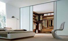 Modern Contemporary Bedroom Wardrobe Ideas