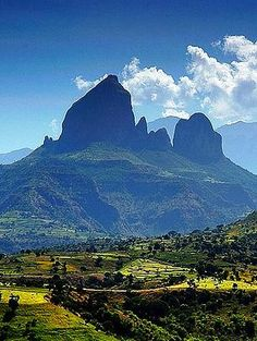 Emmy DE * Ras Dashen Highest Peak In Ethiopia #Africa