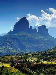 Emmy DE * Ras Dashen Highest Peak In Ethiopia #Africa