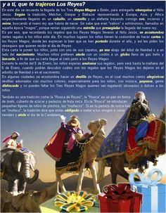 Dia de Reyes - Lecture (ns) con audio