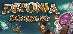 [Steam] Daily Deal: Deponia Doomsday 11.99/ 14.99/ $14.99 (50% off). Ends October 5th 10AM PST