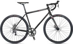 2016 Jamis Renegade Expat steel adventure gravel road bike