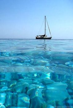 Blue paradise in Skiathos island, Sporades, Greece. - Selected by…