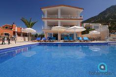 Yaz Tatili İçin Kiralık Deniz Manzaralı Villa