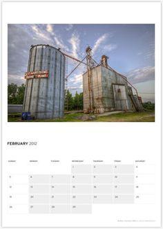 WF Ware Company Mill Guthrie Kentucky - USA