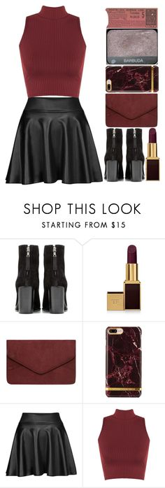 """""""dancing in the dark"""" by ginga-ninja ❤ liked on Polyvore featuring rag & bone, NARS Cosmetics, Tom Ford, Dorothy Perkins and WearAll"""